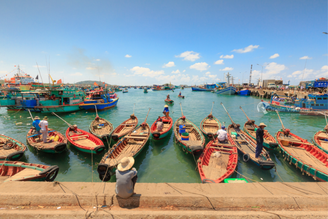 Ham Ninh Fishing Village - Phu Quoc itinerary from Malaysia