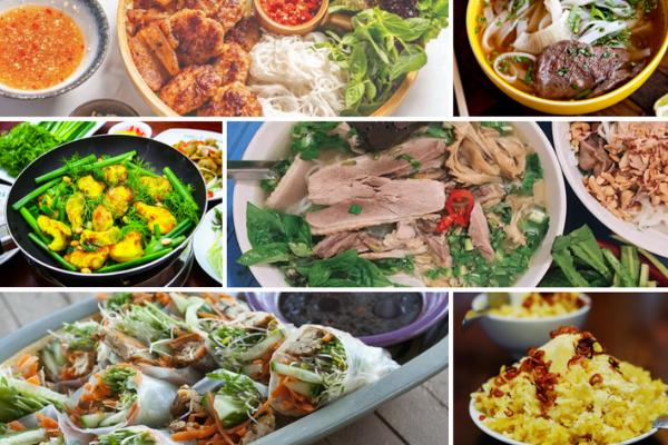 Hanoi Food - Hanoi itinerary