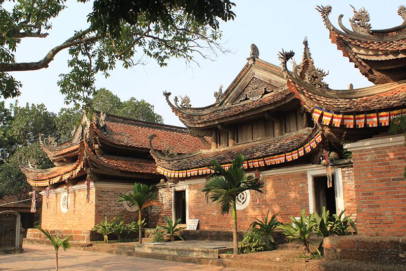 Tay Phuong pagoda - Pagodas in and around Hanoi