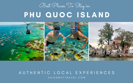Phu Quoc island - Places to stay in Phu Quoc